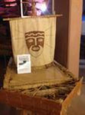 Kon-Tiki Museet: 展示物