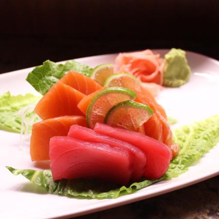 Asian Rim: Fresh Sashimi