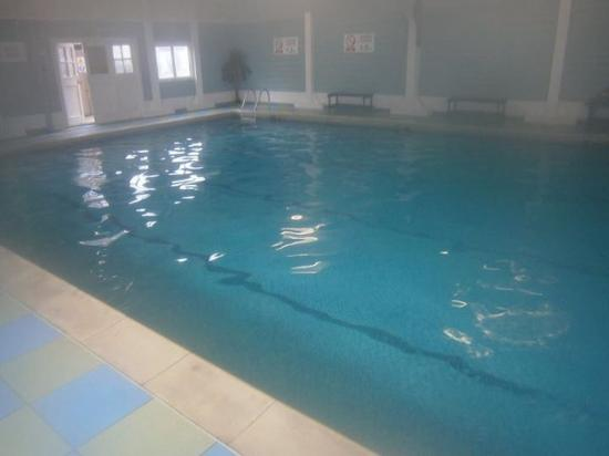 Kessingland Beach Holiday Park: Pool to ourselves