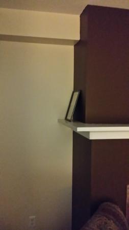 Borgata Lodge Hotel: FIRE EVAC PLAN ROOM 208