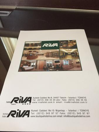 Riva Hotel: Super Very Clean good food, the staff very friendly and professional. Very close to stores and t