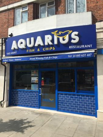 Image Aquarius Fish Restaurant in London