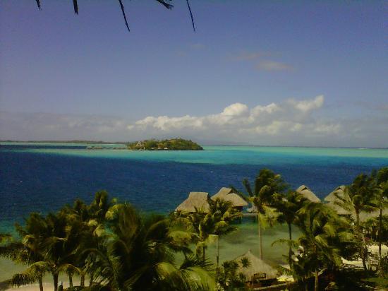 Maitai Polynesia Bora Bora : Desde el Balcón del Le Maitai