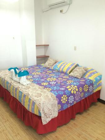 Hotel Sula Sula: Chambre 10