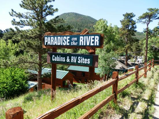 Paradise On The River Estes Park Co Campground