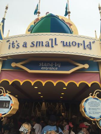 ‪It's a Small World‬