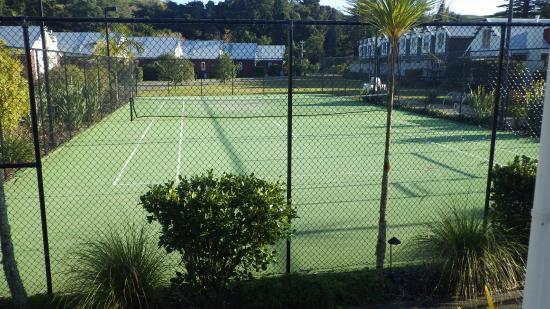 Ramada Resort Rotorua Marama: Tennis