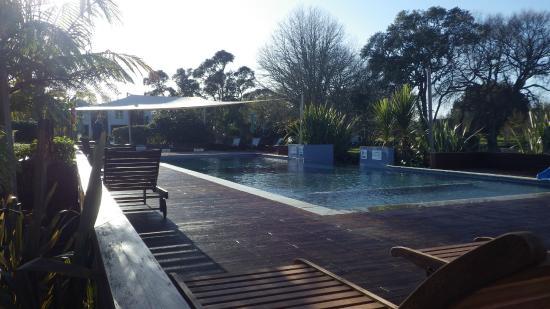 Ramada Resort Rotorua Marama: Pool and Spa