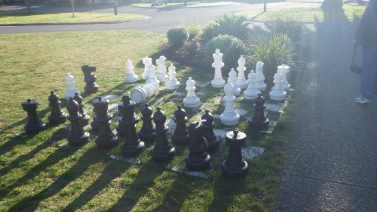 Ramada Resort Rotorua Marama: Chess