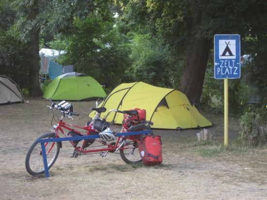 Azur Campingpark Regensburg