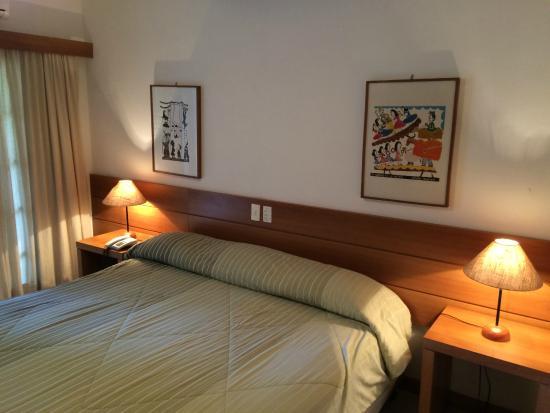 Hotel 7 Colinas: Cama