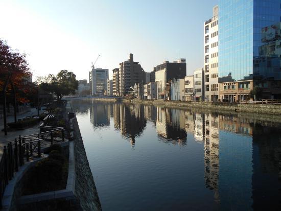 Shimmachi River