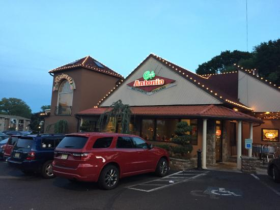Cafe Antonio S Restaurant Italian Morrisville Pa
