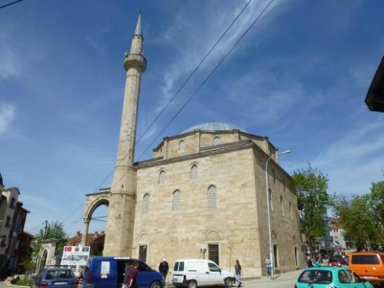 Fatih Mosque (Xhamia e Mbretit): オスマン朝建築