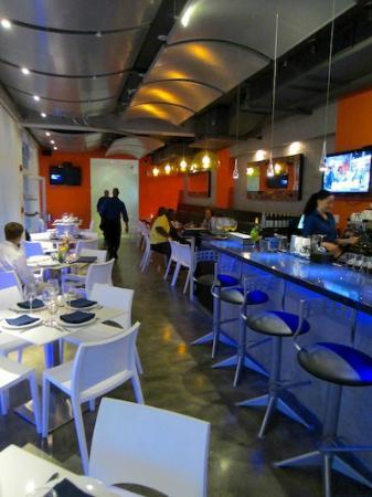 ZAFRA CAFE & GRILL