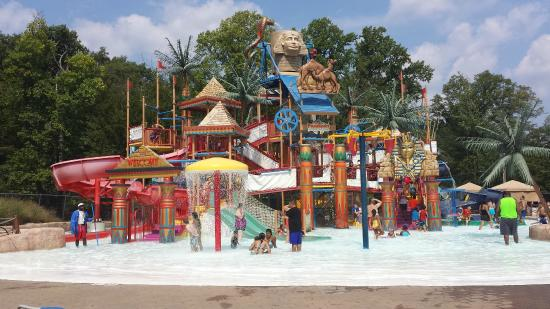 Camelbeach Mountain Waterpark Fun And Clean Pharaoh S Fdrtress