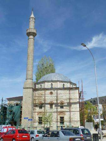 Carshia Mosque (Xhamia e Carshise)