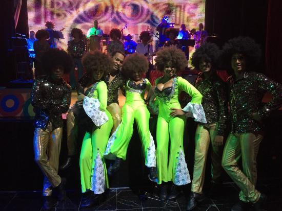 Iberostar Grand Bavaro: Beautiful shows every night!