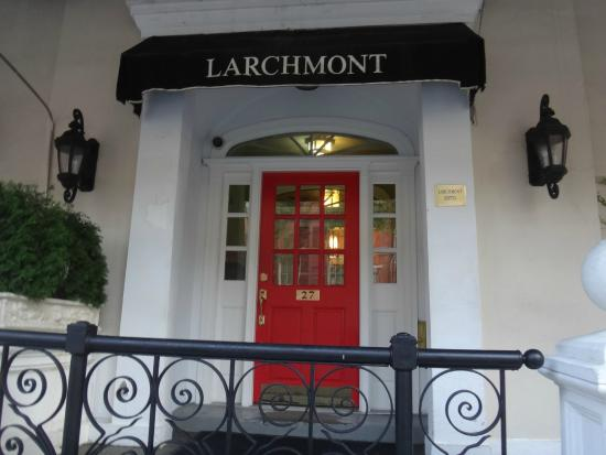 larchmont hotel new york city: