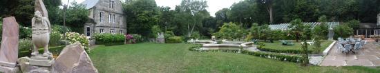 Planguenoual, Frankrike: le parc