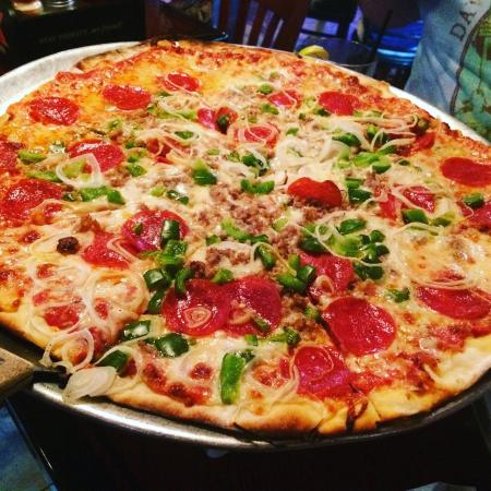 Annandale, NJ: Pizza