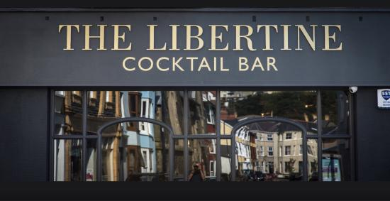 ‪The Libertine Cocktail Bar‬