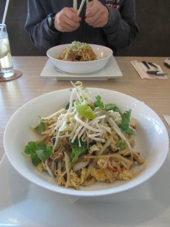 Pad thai picture of soy asian fusion restaurant for Asian fusion cuisine restaurants