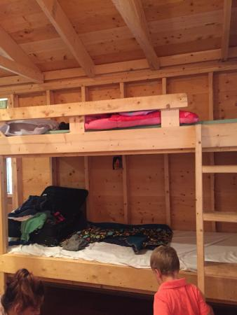 Camping Miramichi - A Treehouse Resort: Meadows treehouse