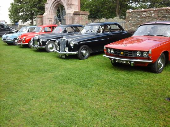 Vintage Car Show Kirkwall Picture Of Maxi Day Tour Of Orkney John - Vintage car show
