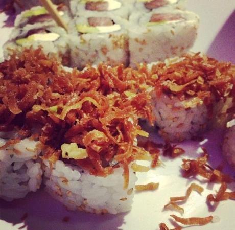 Ikebana Sushi Bar Dorado : Ikebana