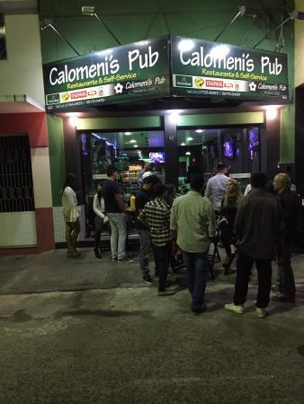 Calomeni's Bar e Restaurante