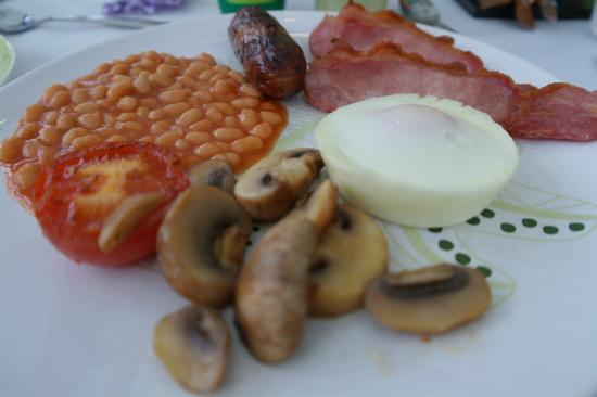 Inglemere: breakfast