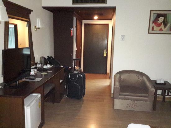 BP Chiang Mai City Hotel: camera