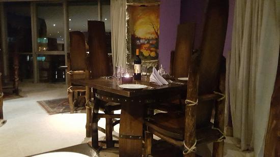 Koriftu Diplomatic Restaurant