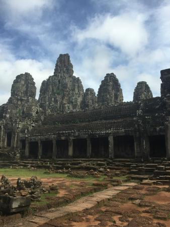 Angkor Thom: Significant site