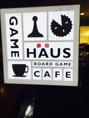 Game Häus Cafe