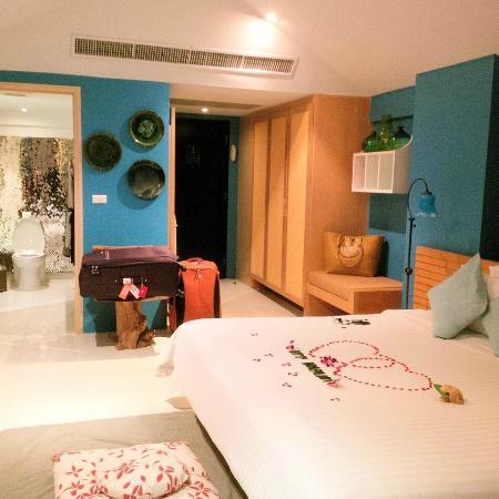 Burasari Resort: Blue Breeze Mood Suite