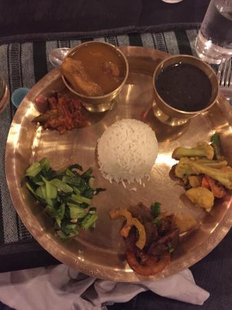Picture of atithi satkar nepali restaurant for Atithi indian cuisine
