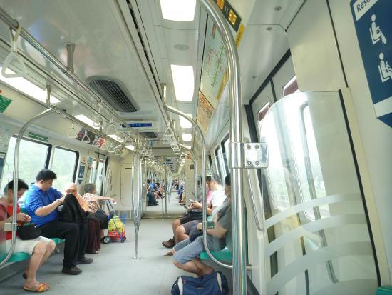 Singapore Mass Rapid Transit  (SMRT): MRT