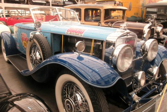 What are some facts about the LeMay Car Museum in Tacoma, WA?
