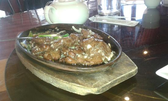 Lee Central Park Chinese Restaurant: Truly awful