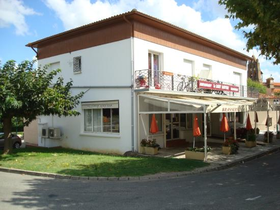 Saint-Sauveur, Франция: Le Restaurant