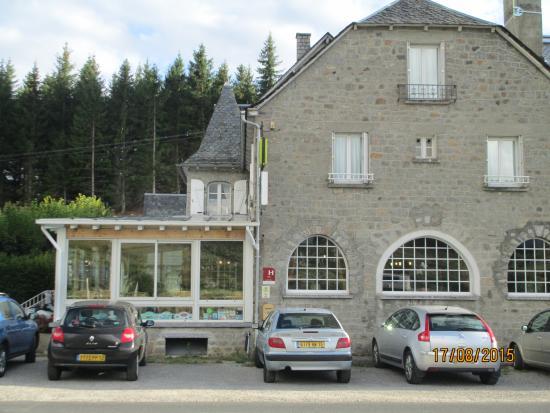 Recoules-d'Aubrac, Frankreich: l'hotel restaurant