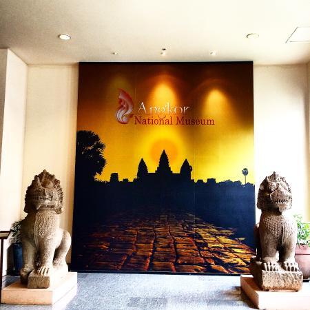 Museum Nasional Angkor