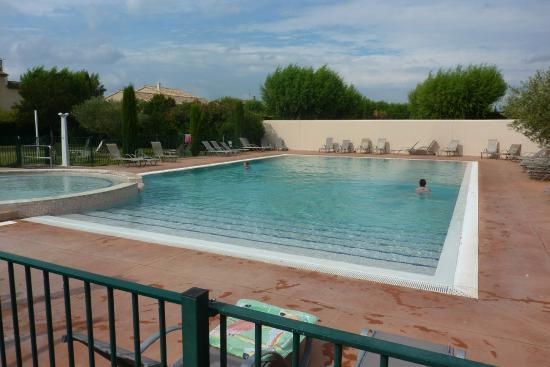 Camping Monplaisir: The pool