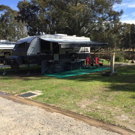 Nelligen, أستراليا: Great level sites