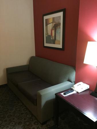 هوليداي إن إكسبريس هوتل آند سويتس بانينج: Holiday Inn Express Hotel  & Suites Banning