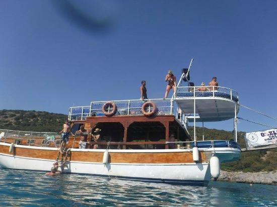 photo3.jpg - Picture of Ozzlife Boat, Gumbet - TripAdvisor