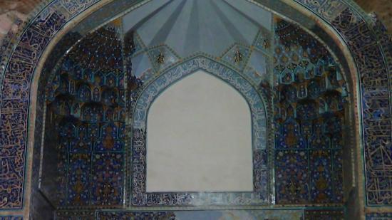 Jame Mosque (Masjid-e-jame)