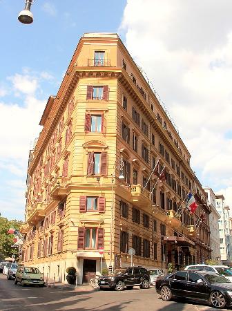 Sofitel Rome Villa Borghese: отель